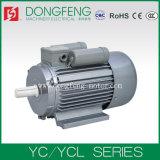 Motore del motore elettrico 1.5kw di monofase 2HP di serie di Yc