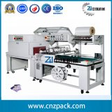 De overlappende het Krimpen Machine van de Verpakking van de Verpakkende Machine (pw-800h)