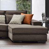 ホテルの家具G7601Aのための純木のFramの現代洗濯できるソファー