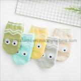 新しいデザイン高品質のジャカード綿の赤ん坊の服のソックス