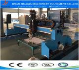 中国のガントリータイプCNC血しょう打抜き機、鋼板切断および鋭い機械工場の価格