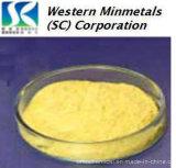 La pureza del azufre (azufre) 5N 6N en Western Minmetals