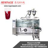8-estación automática Máquina de embalaje Doypack giratorio