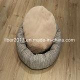 Luxuxhaustier-Hundebetten mit entfernbarem Kissen-Matten-Katze-Sofa-Bett-Haustier-Zubehör