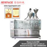 Сыворотка белка кофе порошок Doypack упаковочные машины