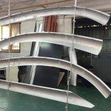 Comitati di alluminio curvi per la parete decorativa