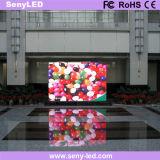 Mur polychrome imperméable à l'eau extérieur de l'étalage DEL pour la publicité visuelle