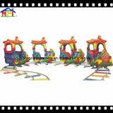 Поезд животного Merry-Go-Round езды парка атракционов для напольной спортивной площадки