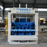 Bloco de bloqueio que faz o tijolo da máquina que dá forma à máquina do bloco da máquina