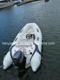 Liya 3.8mの小さい肋骨の堅く膨脹可能なボート