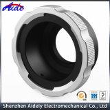 Peças de maquinaria aeroespaciais do CNC da liga de alumínio da ferragem da elevada precisão