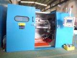 上記の7 PCS Buncher機械放出ラインアニーリングの錫メッキする機械のための機械ケーブルの製造設備を束ねるエナメルを塗られたワイヤー