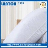 La almohadilla de la venta al por mayor de la tela de algodón inserta la almohadilla de base del ganso de la pluma abajo