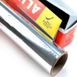 El papel de aluminio de la alta calidad para el alimento utilizó