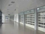 絶縁された自動部門別のオーバーヘッドドアか産業自動倉庫のドア