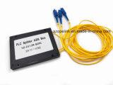 PLC van de Plastic Doos van de Splitser van de Vezel van de Kabel van de vezel Optische 1X2 Splitser