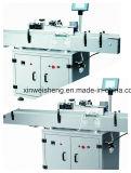 Máquina de etiquetado adhesiva automática de la Tapa-Velocidad