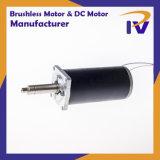 Motor de la C.C. del cepillo del imán permanente 24V-36V 20W-60W para el universal