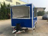 Barre d'attelage mobile de véhicule de nourriture avec la caravane de tente