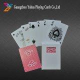 Speelkaarten van het Casino van de Index van de douane de Jumbo
