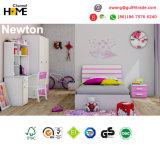 Het populaire Moderne Meubilair van de Slaapkamer van het Meubilair van Jonge geitjes Kleurrijke Houten (Newton)