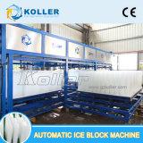 Машина блока льда тонн большой емкости 10/дня широко используемая для цели рыбозавода