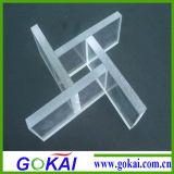 Strato acrilico trasparente caldo 8mm del materiale da costruzione di vendita