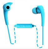Llamada de teléfono sin hilos del auricular de Bluetooth del deporte, música ajustable, canción pasada y pre botón para el teléfono del iPhone, del ordenador, del iPad, de Smartphone y de Andorid