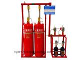 Sistema profissional da luta contra o incêndio do gás da manufatura e do projeto FM200