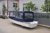 De Boot van de Console van het Centrum van Liya 25feet voor de Visserij van Model Vissersboot Panga met t-Bovenkant