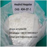 Poudre Oxymetholon Anadrol 434-07-1 de stéroïde anabolisant pour l'évolution de muscle