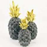 Decor Modieuze Giftware van het Huis van de Decoratie van de Ananas van Polyresin het Europese Populaire