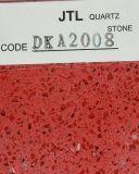 As cores simples pedra de quartzo com alta qualidade