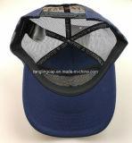 La moda camionero de malla de la tapa de la ejecución de Hat