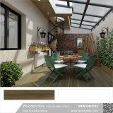 建築材料3Dのインクジェット木製のタイルの陶磁器の床タイル(VRW10N2101、200X1000mm)