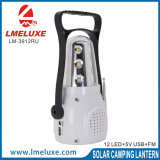 Luz LED portátil USB con la función de Carga del teléfono móvil