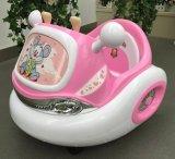 아이 전차 아기 원격 제어 차 아이들 건전지에 의하여 운영하는 차