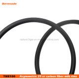 Super Lightweiht Hookless Carbon 29er llanta MTB carbono, llanta de bicicleta