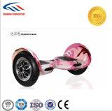 """10 """"空気タイヤモーターバランスのスクーター"""
