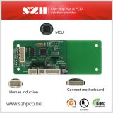 Sistema de intercomunicación OEM SMT PCBA 6layers 1 oz