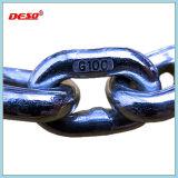 Anhebende legierter Stahl-Kette der Abstecken-Befestigungsteil-G100