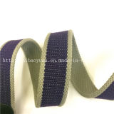 De uitstekende Toebehoren van het Leer van de Riem van de Polyester van de Persoonlijkheid Textiel