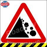 Signal d'alarme de circulation avec du matériau r3fléchissant pour la gestion de trafic
