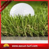 رياضة مرج رخيصة اصطناعيّة عشب اصطناعيّة لأنّ لعبة غولف يضع اللون الأخضر