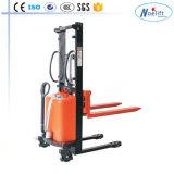 De Prijs van de Fabriek van Noelift 2t 2m Hydraulische Manualsemi Electric Pallet Stapelaar