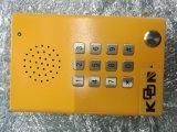 VoIPの自動ダイヤル塵の証拠の公共の無線WiFiの電話