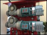 Aufbau-Ersatzteil-Getriebe für Aufbau-Hebevorrichtung mit SGS