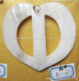 Collana Pendant del tasto di modo DIY dei monili delle coperture bianche all'ingrosso degli accessori