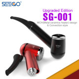 La saine fumer Seego SG-001 Vape sain gros tuyau de la cigarette électronique