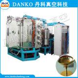 Бокалы Gold Silver Metallizing вакуумный оборудование для нанесения покрытия